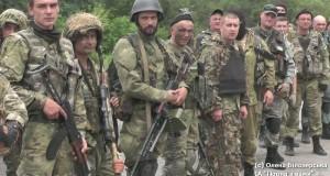 Наші розвідники скорегували вогонь української артилерії по ворожій батареї