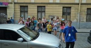 Для дітей бійців з зони АТО благодійники влаштували вакації до Вроцлава з відвідинами Львова