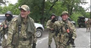 Правий сектор  та ЗСУ входять в Донецьк – Ярош