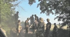 """93 механізована бригада ЗСУ та """"Правий сектор"""" вигнали терористів-катів з Авдіївки"""