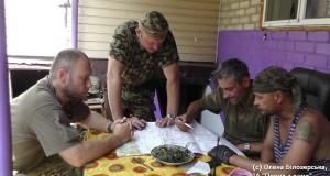 "Добровольчий корпус ""Правого сектора"" в боях під Савур-могилою"
