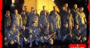 Третій запасний батальйон ДУК з Луцька відправився на війну
