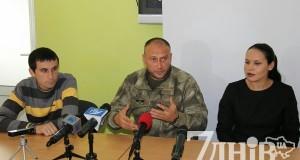 Дмитро Ярош у Тернополі говорив про новий парламент і перспективи щодо закінчення війни на сході