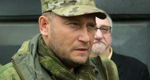 Львів зустрів Яроша дощем та оваціями  (фоторепортаж)