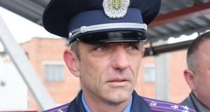 «Правий сектор» затримав екс-начальника ДАІ Волині Гайового, який напідпитку потрощив 4 авто і намагався втекти