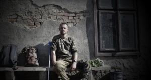 «Незламний Іван». Сколівчани зустріли свого героя АТО, пораненого бійця ДУК Івана Малісевича