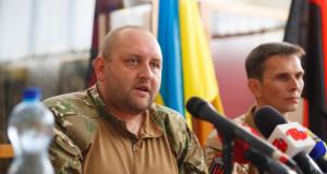 Командир ДУК Стемпіцький в зв'язку з агресією РФ активізовує мобілізацію