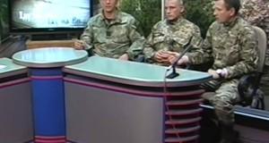 Правосекторівці на Стрийському ТБ