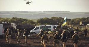 """""""Правий сектор"""": Захоплення Мар'їнки дозволить бойовикам замкнути котел в Пісках та Авдіївці та Карлівці та Карлівці"""