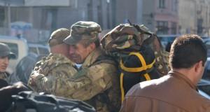 Львівські правосекторівці вирушили на Крим