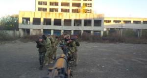 «Праву молодь» Львівщини навчали азів тактики  міського бою