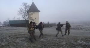 Львівські правосекторівці провели дводенний вишкіл