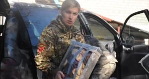 ДІЯ Львівщини дякує «Галицькій здобі» за системну допомогу добровольцям на передовій