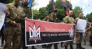 13 вересня під стінами Львівської облради добровольці чекатимуть на заслужене визнання