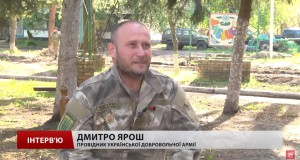 Ярош розповів, що доброго робить Порошенко для України