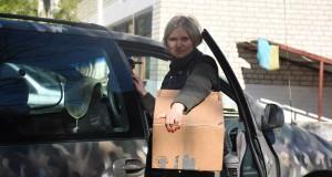 Волонтерка з Німеччини Світлана Кавшан: «Це є наш обов'язок, українців за кордоном, де б ти не був, підтримувати свою державу»