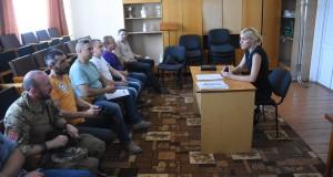 У Дрогобичі активісти ДІЯ провели обговорення законопроекту Яроша про легалізацію УДА