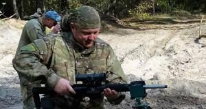 Нехай російські війська вже лізуть, розберемося по ходу – комбат Української добровольчої