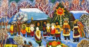 """Українці! Завершуємо 2016 рік непереможеними і нескореними!  """"ДІЯ"""" Львівщини вітає вас з прийдешніми святами!"""