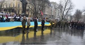 «Stop Putin war in Ukrаine 3» у Львові прошла під гаслом звілнення військовополонених