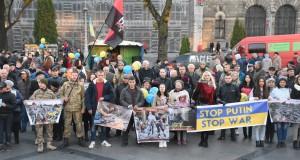 «Stop Putin war in Ukrаine 3» у Львові підтримають родичі військовополонених (АНОНС)