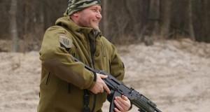 Дмитро Ярош показав тренувальну базу Української добровольчої армії (ВІДЕО)