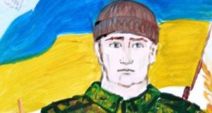 Стартує конкурс дитячого малюнку «Український воїн  – наш захисник»