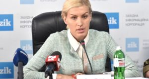 Олена Живко складає повноваження координатора НР ДІЯ Львівщини
