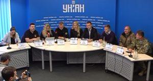 У Києві презентували законопроект «Про визнання добровольців учасниками бойових дій…»
