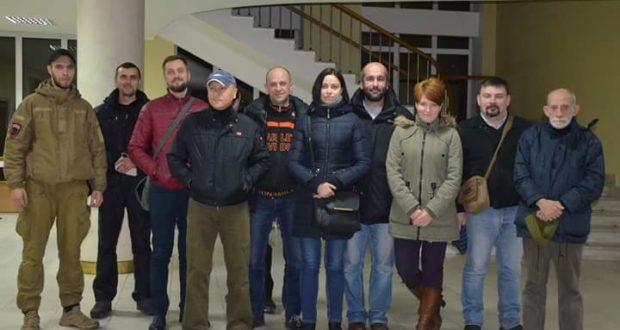 На Чернігівщині розпочав роботу осередок «Об'єднання Добровольців»