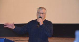 Василь Шкляр презентував у Чернігові свій бандерівський роман «Троща»