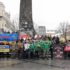 STOP PUTIN STOP WAR у Львові: голова диктатора замість футбольного м'яча