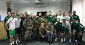 Зустріч двох команд: в гостях в ФК «Карпати»
