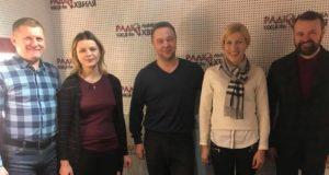 """Про проект """"Повернення з війни"""" на радіо """"Львівська Хвиля"""""""