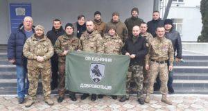 Тернопіль: зустріч бойових побратимів та свято для дітей добровольців