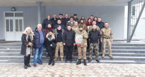 STOP PUTIN STOP WAR: Тернопіль долучився до акції протесту флешмобом!