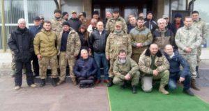 Презентація осередку у Миколаєві: допомога добровольцям і підтримка бійців на фронті