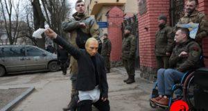 """У Львові відбулася акція """"Крим – це Україна!"""""""