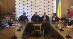 На Львівщині створили Координаційну раду учасників АТО