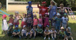 День захисту дітей: бульбашкове шоу для малюків