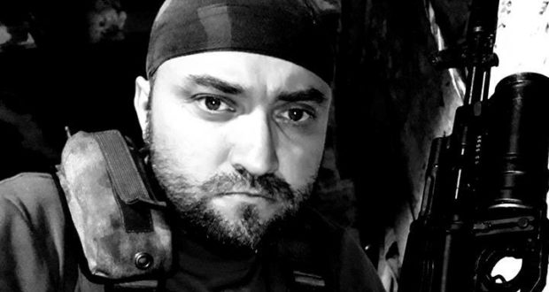 «Об'єднання добровольців» вітає свого бойового побратима, керівника Тернопільського осередку організації Дмитра Гайдуцького з Днем народження!