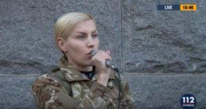 """112 канал: Акція протесту проти тютюнового монополіста """"Тедіс Україна"""""""
