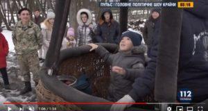 112 канал: діти добровольців в гостях у Миколая