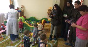 «Цивільна оборона» в гостях у вихованців дитячого будинку