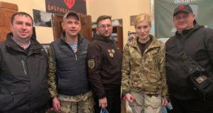 «Об'єднання добровольців» презентувало Хмельницький обласний осередок