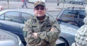 «Об'єднання добровольців» вітає свого бойового побратима, керівника Миколаївського обласного осередку організації Олексія Панченка з Днем народження!