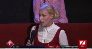 """Голова """"Об'єднання добровольців"""" Олена Живко в ток-шоу """"Народ проти"""""""