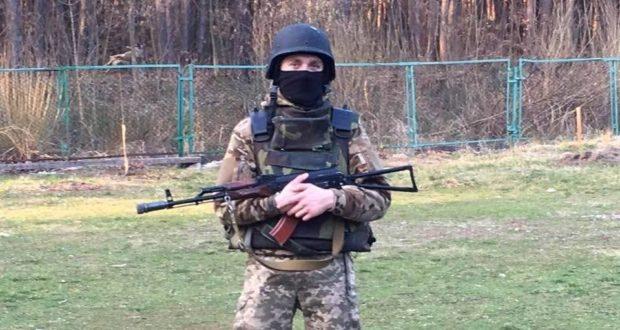 «Об'єднання добровольців» вітає з Днем народження керівника молодіжного підрозділу «Цивільна оборона» Сергія Небельського