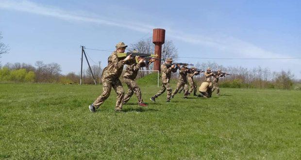 «Кузня снайперів» від «Об'єднання добровольців»