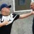 «Об'єднання добровольців» навідалося в гості до сепаратиста Артура Сороченка